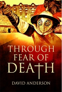 Through Fear of Death possible cover image, gladiator in arena