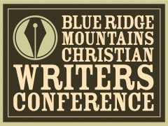 Logo for Blue Ridge Mountains Christian Writers Conference