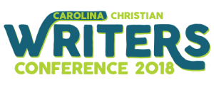 Logo for Carolina Christian Writers Conference 2018
