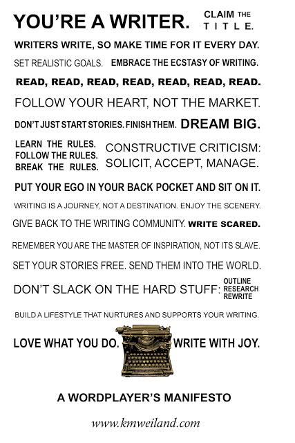 Wordplayers Manifesto