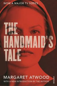The Handmaid's Tale Book Cover, TV tie-in