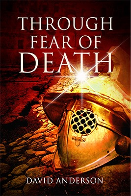 Through Fear of Death cover choice1, gladiator helmet