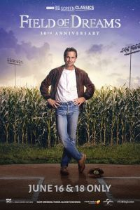 poster Field of Dreams 30th Anniversary